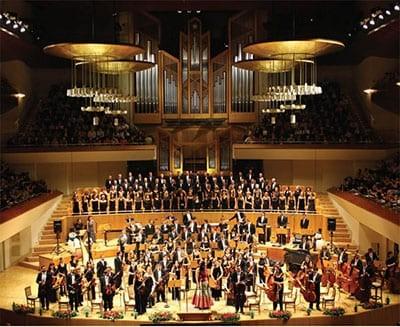 Orquesta Metropolitana de Madrid y Coro Talía