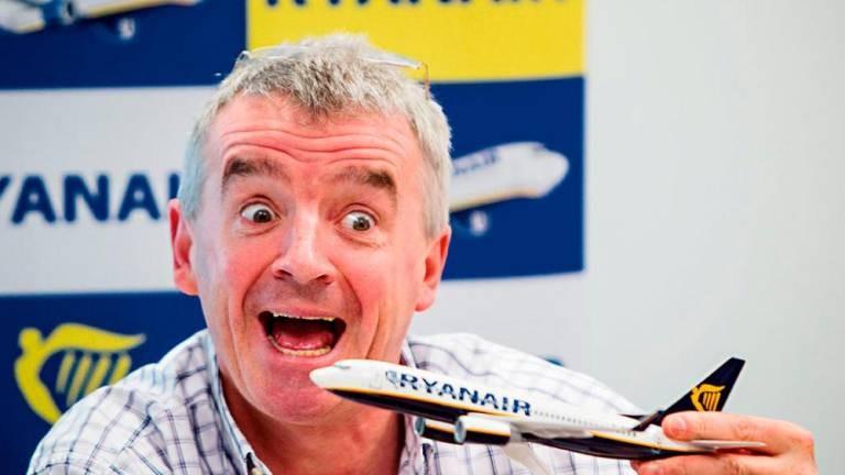 Los accionistas de Ryanair aprueban un bonus de 99 millones para O'Leary