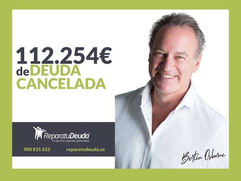 Repara tu Deuda cancela 112.254 ? en Santa Cruz de Tenerife (Canarias) con la Ley de Segunda Oportunidad