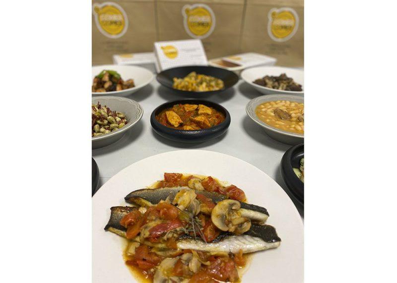 Esto es comer, el portal de comida a domicilio que recupera la cocina de la abuela