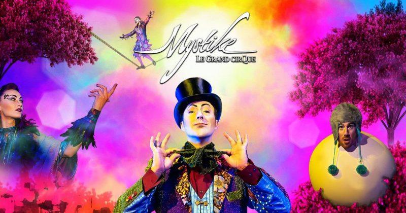 Nace 'Mystike - Le Grand Cirque', la gran respuesta europea al Circo del Sol