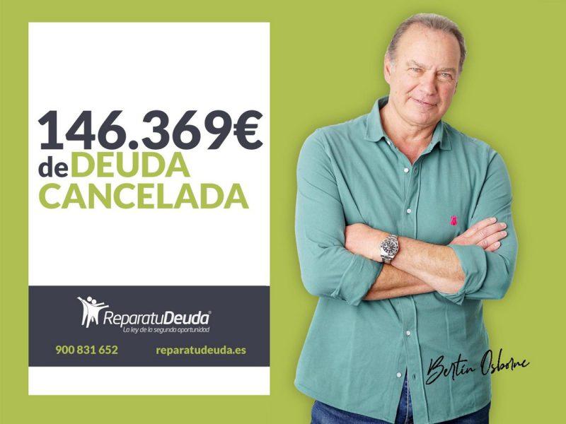 Repara tu Deuda Abogados cancela 146.369 ? en Llucmajor (Baleares) con la Ley de la Segunda Oportunidad