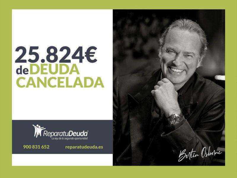 Repara tu Deuda Abogados cancela 25.824 ? en Massamagrell (Valencia) con la Ley de Segunda Oportunidad