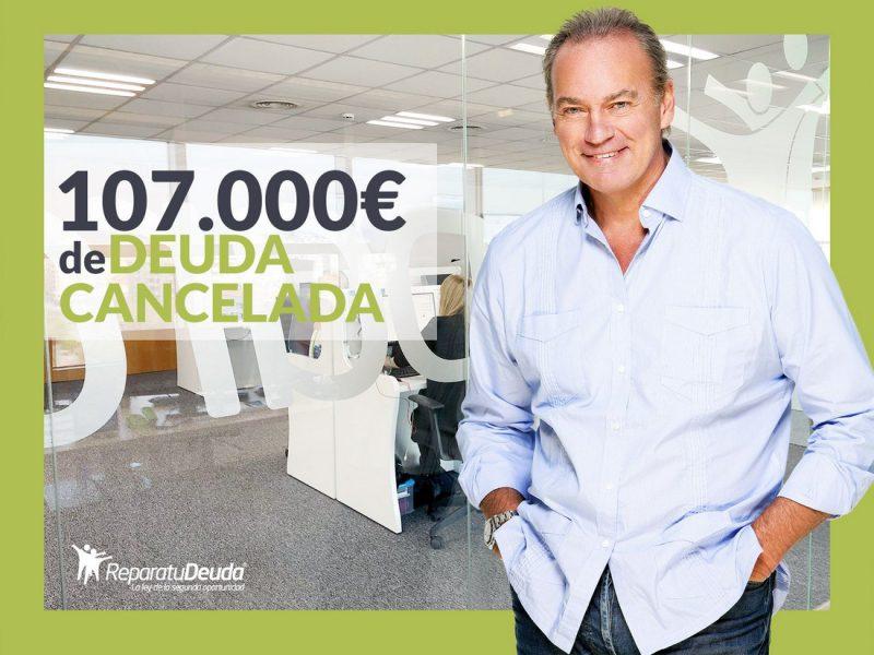 Repara tu Deuda Abogados cancela 107.000 ? en Palma de Mallorca con la Ley de Segunda Oportunidad