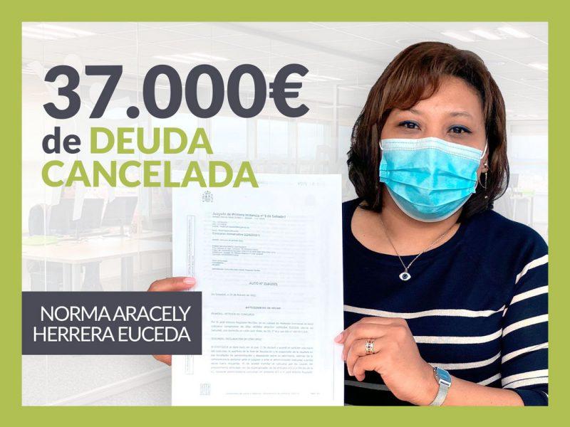 Repara tu Deuda Abogados cancela 37.000 ? en Sabadell (Barcelona) con la Ley de Segunda Oportunidad