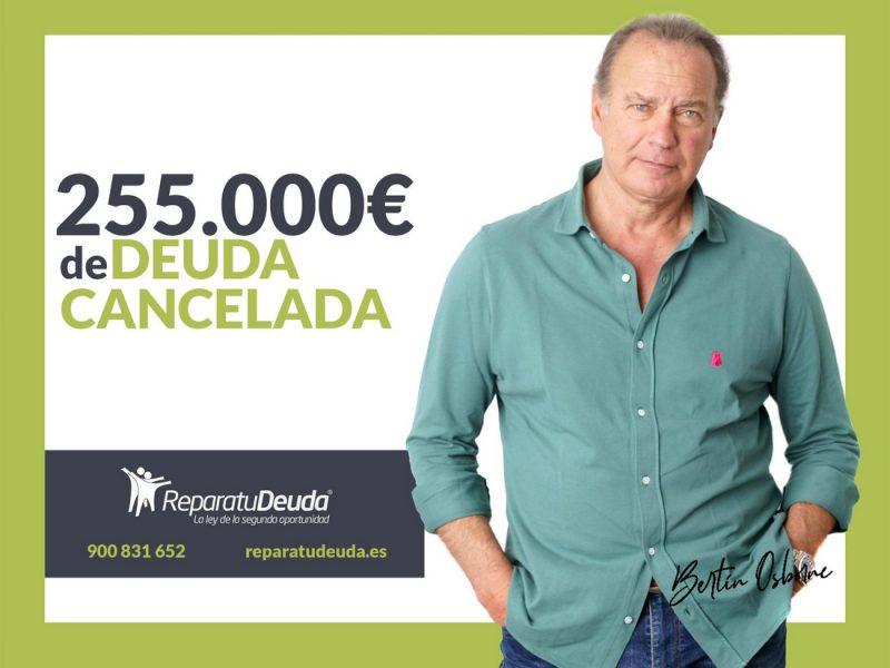 Repara tu Deuda cancela 255.000? en Sabadell (Barcelona) con la Ley de la Segunda Oportunidad