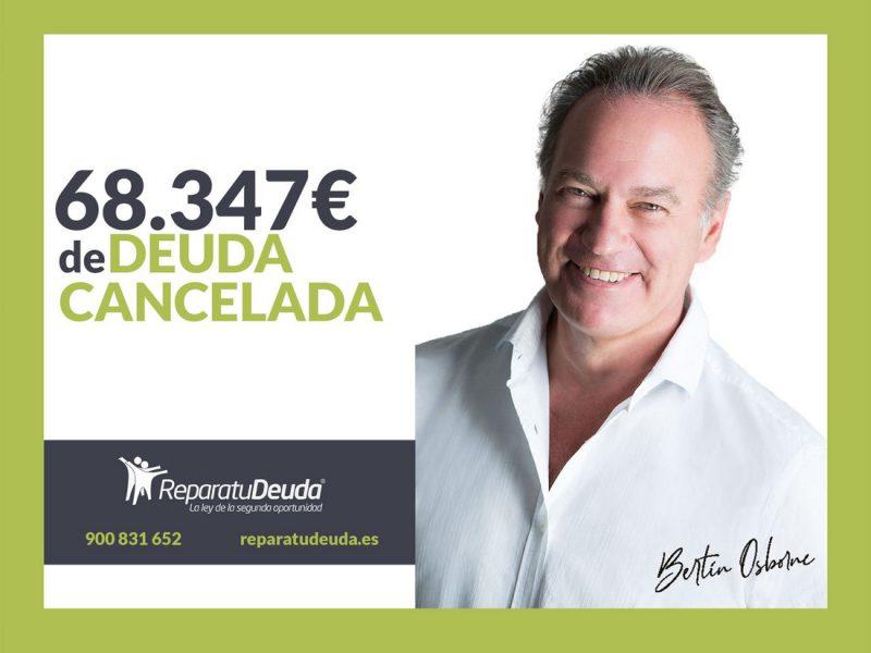 Repara tu Deuda abogados cancela 68.347? en Ceuta con la Ley de Segunda Oportunidad