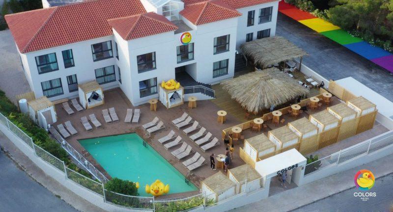 Hotel Colors Benidorm. El primer Hotel**** LGTB de la Costa Blanca