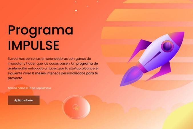 IMPULSE, la nueva convocatoria de Espacio_RES para ayudar a emprendedores con ganas de impactar y hacer que las cosas pasen